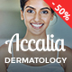 Accalia | Dermatology Clinic WordPress Theme - ThemeForest Item for Sale