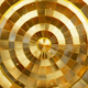 Gold Wheel Kaleido - VideoHive Item for Sale