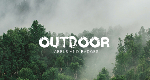 Outdoor Badges and Logos