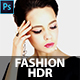 10 Fashion HDR Photoshop Actions