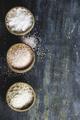 Different types of natural salt - PhotoDune Item for Sale