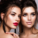 Beautiful girls with professional make up - PhotoDune Item for Sale