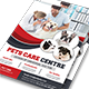 Pet Care Flyer Templates