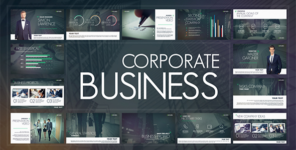 VideoHive Bussiness 21244095