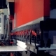 A Press Brake Makes Final Bends on a Stainless Steel Box. - VideoHive Item for Sale