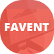 Favent - Coming Soon Responsive Template - ThemeForest Item for Sale