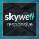 Skywell - MultiPurpose Adobe Muse Template - ThemeForest Item for Sale
