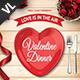 Valentine Dinner Poster / Flyer V03 - GraphicRiver Item for Sale