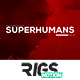 Superhumans // Sport Opener - VideoHive Item for Sale
