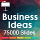 Business Ideas + The Masters - Keynote Bundle