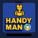 Handyman Banner Set - GraphicRiver Item for Sale