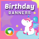 Birthday Banner Set