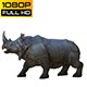 Rhino 1 Realistic Pack 5 - VideoHive Item for Sale