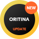 Oritina - Clean, Minimal WooCommerce WordPress Theme - ThemeForest Item for Sale