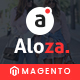 Aloza - Creative Premium Magento 2 Fashion Theme - ThemeForest Item for Sale