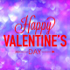Valentine Floating Hearts - VideoHive Item for Sale