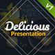 Delicious Presentation Template