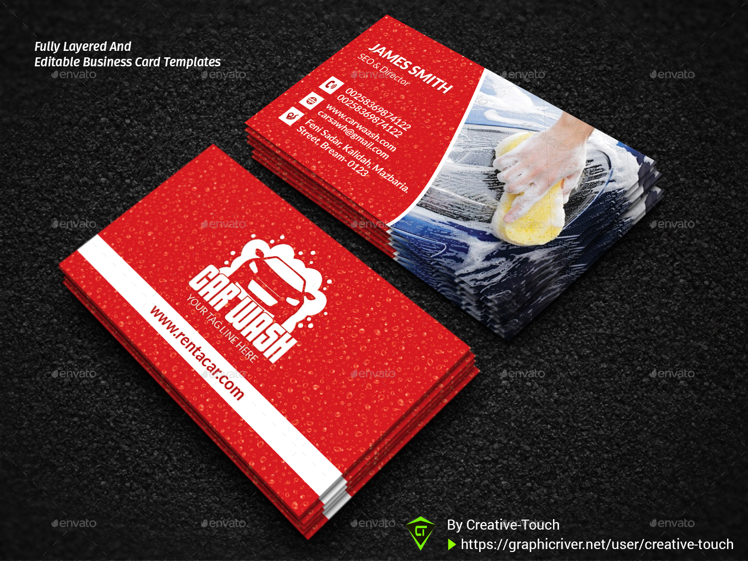 Car wash business card by creative touch graphicriver 01screenshotg fbccfo