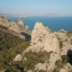 Amazing View of Karaul-oba Mountain in Crimea - VideoHive Item for Sale