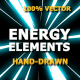Energy Elements - VideoHive Item for Sale