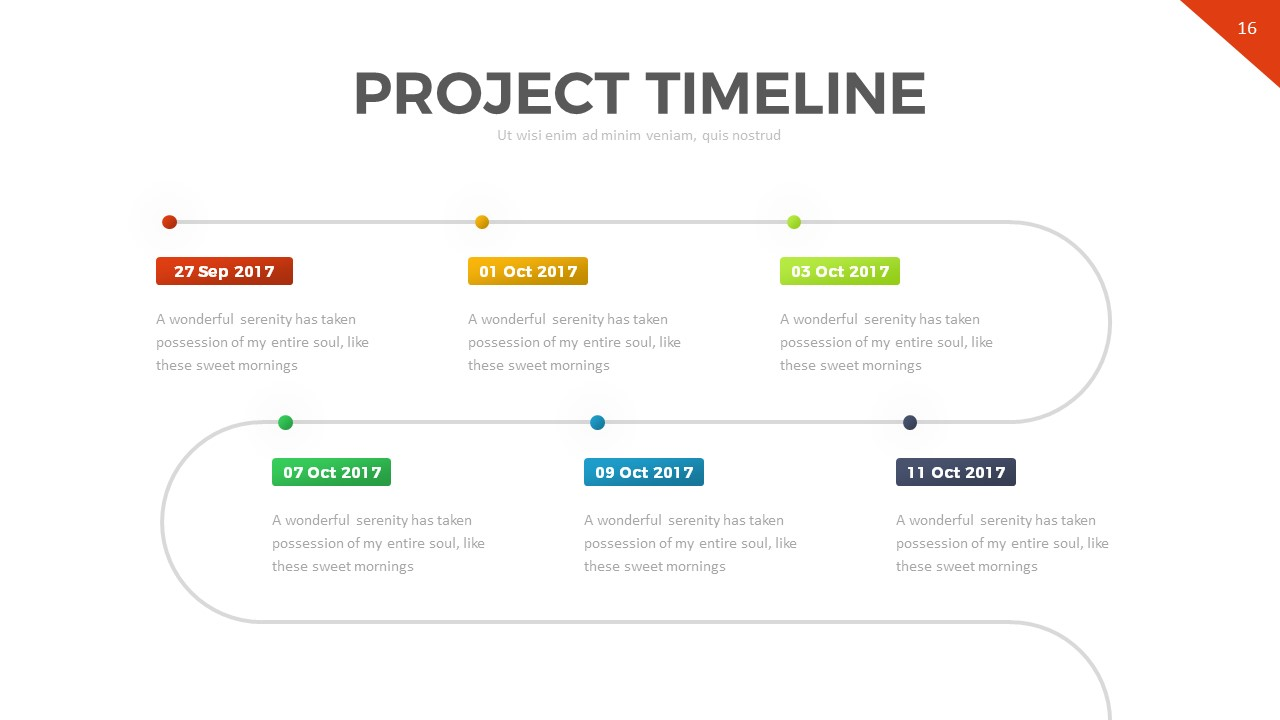 Project timeline powerpoint template by rrgraph graphicriver project timeline powerpoint template thecheapjerseys Images