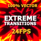 Flash FX Extreme Transitions - VideoHive Item for Sale