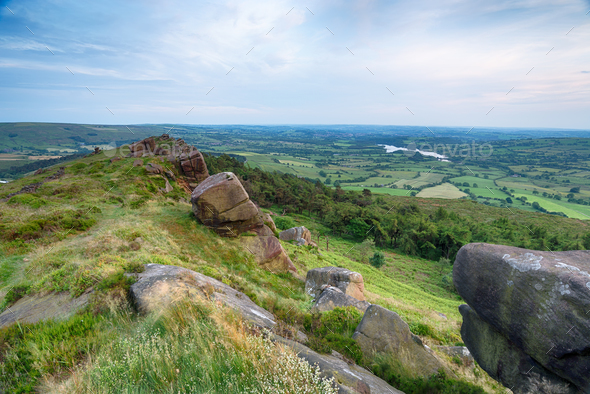 The Roaches - Stock Photo - Images