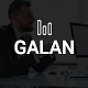 Galan Keynote Presentation - GraphicRiver Item for Sale