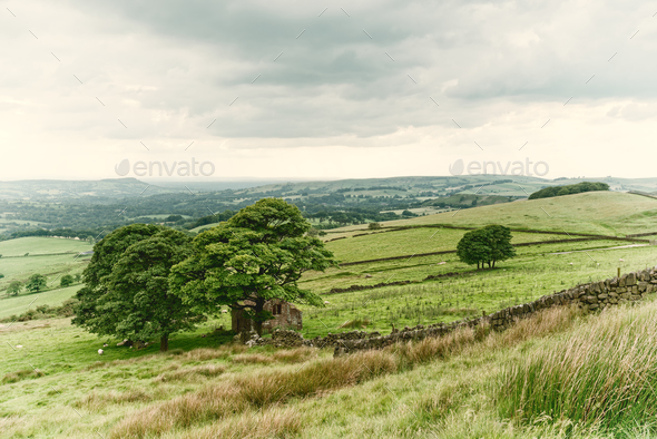 The Peak District - Stock Photo - Images