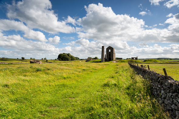The Magpie Mine - Stock Photo - Images