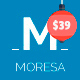 Moresa - Business  WordPress Theme