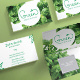 Organic Food Business Card