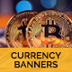 Digital Currency Banner - GraphicRiver Item for Sale