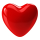 Red Heart - GraphicRiver Item for Sale