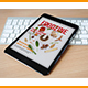 Food E Magazine - GraphicRiver Item for Sale