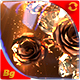 Falling Roses And Diamonds - VideoHive Item for Sale