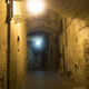 Orvieto (Umbria, Italy), old street by night - PhotoDune Item for Sale