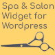 Spa & Salon Wordpress Widget Addon - CodeCanyon Item for Sale