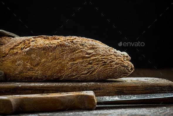 Artisan bakery freshly baked product - Stock Photo - Images
