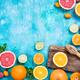 Ingredients for refreshing healthy exotic juice - PhotoDune Item for Sale