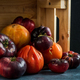 Ripe fresh tomatoes in wooden harvest box - PhotoDune Item for Sale