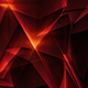 Red Abstract Polygonal Background Loop - VideoHive Item for Sale