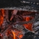 Hot Red Charcoal Fire - VideoHive Item for Sale
