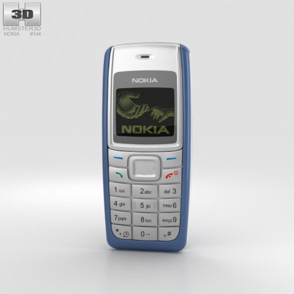 Nokia 1110 Blue