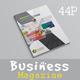 Multipurpose Business Magazine - GraphicRiver Item for Sale