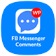 Facebook Messenger Comments For WordPress - CodeCanyon Item for Sale