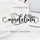 Madelina Script - GraphicRiver Item for Sale