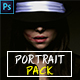 10 Portrait Pack Photoshop Actions - GraphicRiver Item for Sale