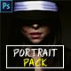 10 Portrait Pack Photoshop Actions - GraphicRiver Item for Sale