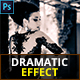 Dramatic Effect Photoshop Action